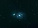 Whirlpool-Galaxie (M 51)