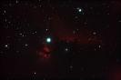 Pferdekopfnebel B 33 vor IC 434