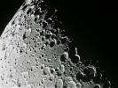 Gegend um den Mondsüdpol